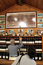 Visit to the historic Galleano Winery
