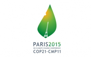 Switzer Fellow Climate Champions at COP21
