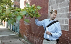 J. Morgan Grove: Parks and Tree Cover in Baltimore