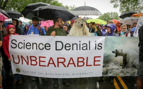 Why I'm taking to streets to march on behalf of science