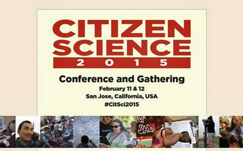 Krimmel on the Citizen Science 2015 Conference