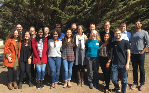 Fall retreats help build leadership skills to advance equity