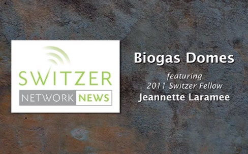 Converting Waste to Fuel for Families in Africa; Biogas Domes with Jeannette Laramee