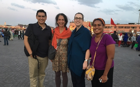 Fellows at COP22