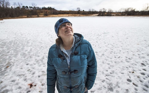 Burlington's wild heart: Field naturalist Alicia Daniel