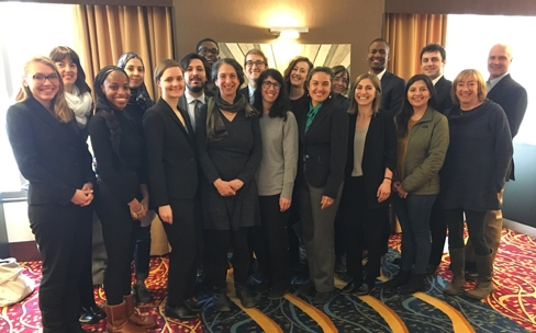 Switzer Fellows Bring Expertise to DC