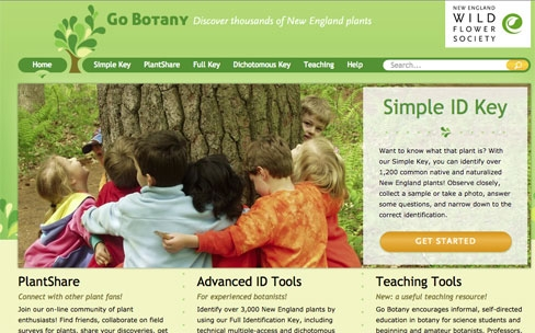 Go Botany! Engaging Budding Botanists Using Technology