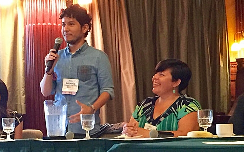 Switzer Fellows attend annual Environmental Grantmakers conference