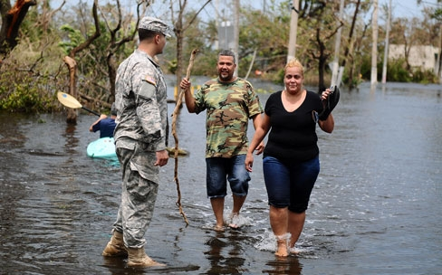 In a time of hurricanes, we must talk about environmental conservation