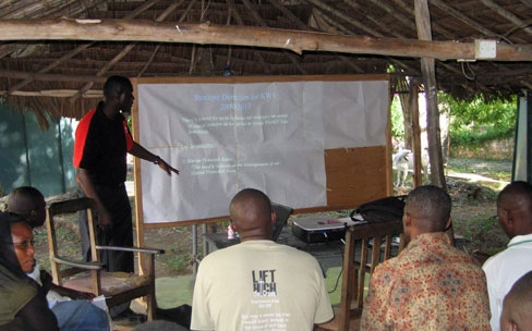 Translating Science Into Action: The Mombasa Marine Park, Kenya