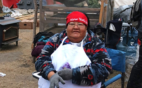 Feeding a Movement: The Kitchens of the Standing Rock Camps